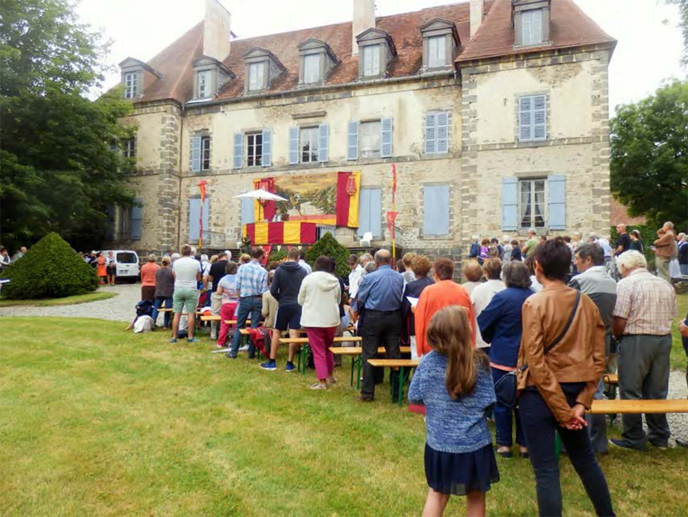 Messe de Saint-Christophe