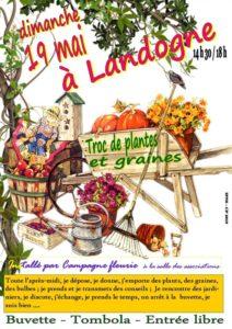 Bourse aux plantes @ Maison des Associations